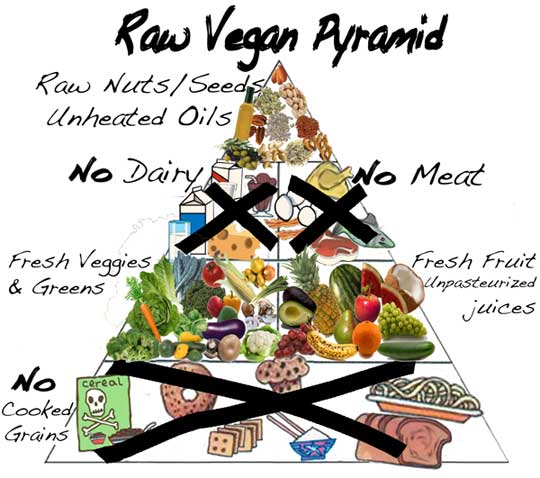 Shit Raw Foodists Say - YouTube