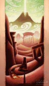 'Road of Trials' by Whitestar1802@deviantart.com