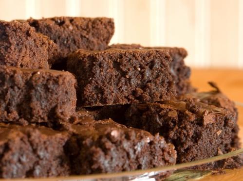 brownie pile
