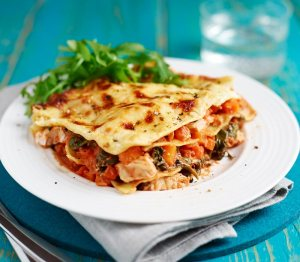 Herby-chicken-lasagne