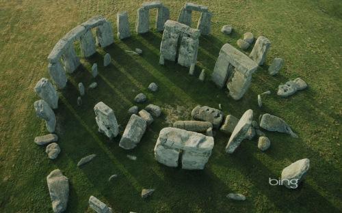 Stonehenge-Aerial-View
