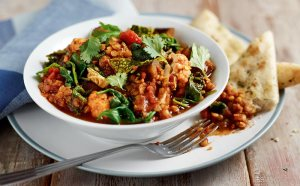 Cauliflower-cabbage-an-red-lentil-curry