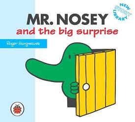 noseysurprise