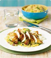 pancetta_wrapped_chicken_with_couscous