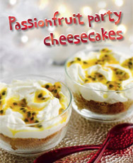 passionfruit-party-cheesecakes