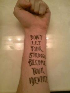 struggle-identity