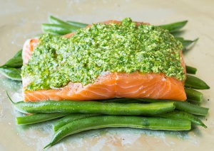 baked-salmon-pesto-crust