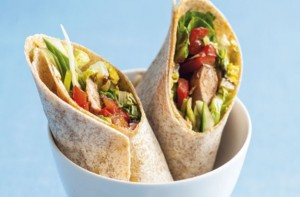 hoisin-duck-wraps